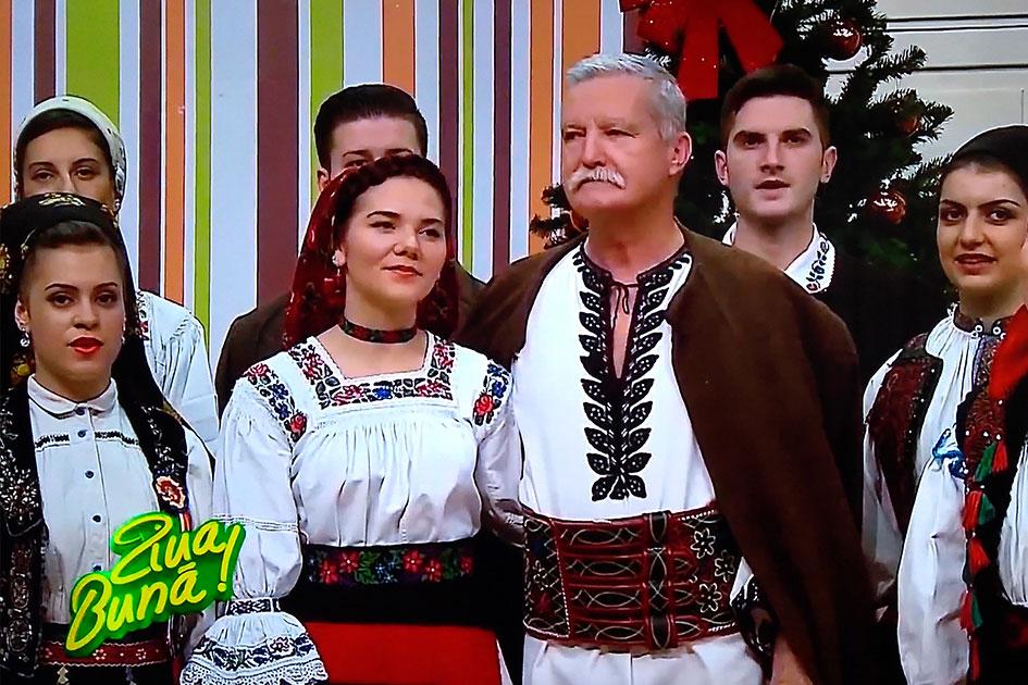"""Emisiunea """"Ziua Bună"""" Luck TV Cluj-Napoca"""