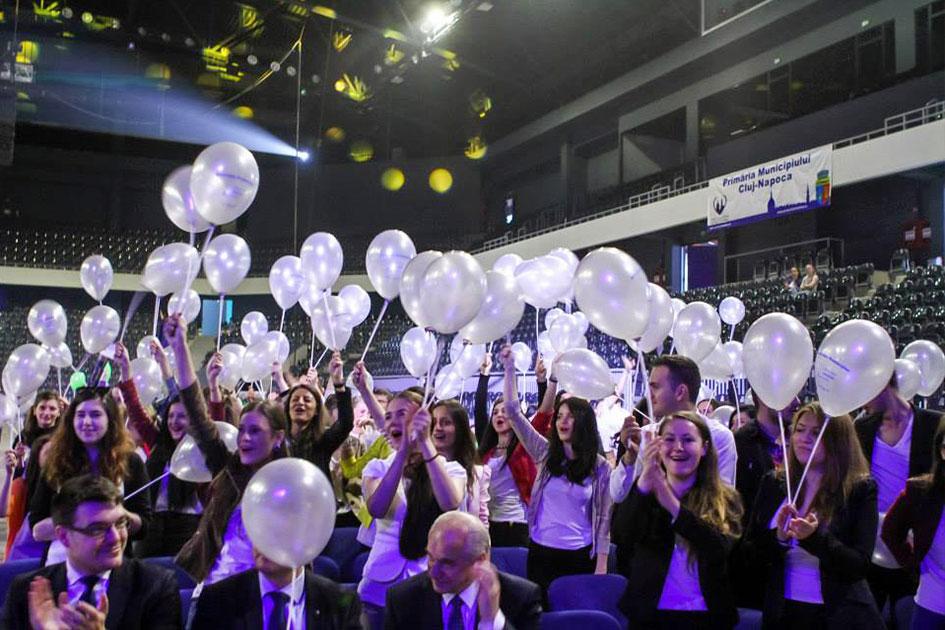"Academia de Muzică ""G. Dima"" Cluj-Napoca 2014-2018"