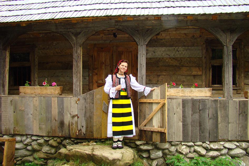 Moisei, Izvorul Dragoș 2009