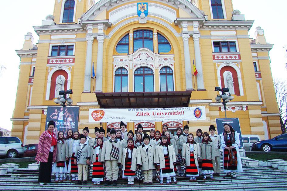 Teatrul National Cluj 2007