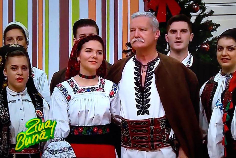 """Emisiunea """"Ziua Bună"""" Look TV Cluj-Napoca"""